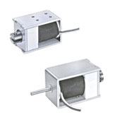 Push Type Permanent Magnet Solenoid
