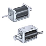Push Type Open Frame Solenoid